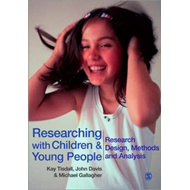 Researching with Children and Young People (BOK)