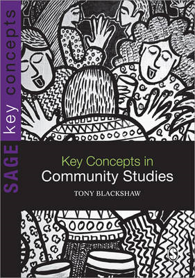Key Concepts in Community Studies (BOK)