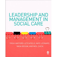 Leadership and Management in Social Care (BOK)