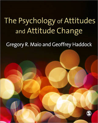 The Psychology of Attitudes and Attitude Change (BOK)