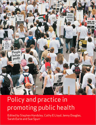 Policy and Practice in Promoting Public Health (BOK)