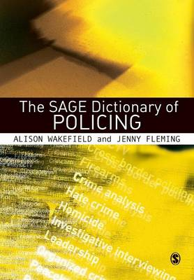 SAGE Dictionary of Policing (BOK)
