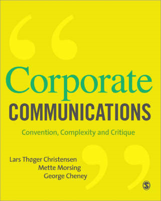 Corporate Communications (BOK)