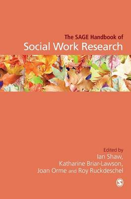 The Sage Handbook of Social Work Research (BOK)