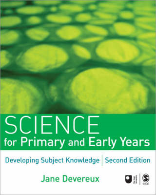 Science for Primary and Early Years: Developing Subject Knowledge (BOK)