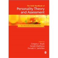 SAGE Handbook of Personality Theory and Assessment (BOK)