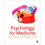 Psychology for Medicine (BOK)