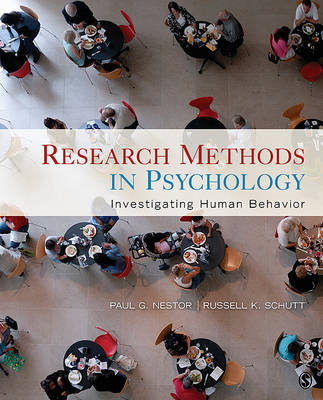 Research Methods in Psychology: Investigating Human Behavior (BOK)