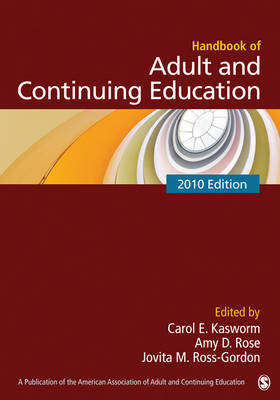 Handbook of Adult and Continuing Education: 2010 (BOK)
