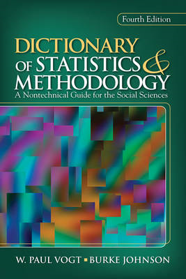 Dictionary of Statistics & Methodology (BOK)