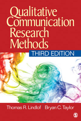 Qualitative Communication Research Methods (BOK)