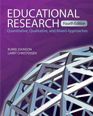 Educational Research: Quantitative, Qualitative, and Mixed Approaches (BOK)