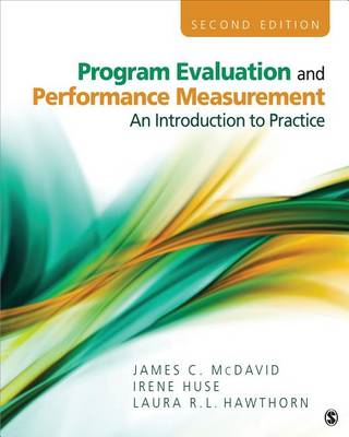 Program Evaluation and Performance Measurement (BOK)