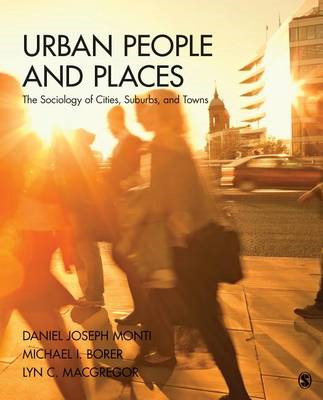 Urban People and Places (BOK)