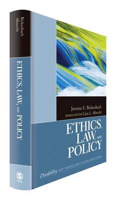 Ethics, Law, and Policy (BOK)