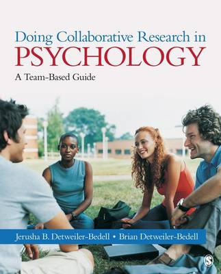 Doing Collaborative Research in Psychology (BOK)