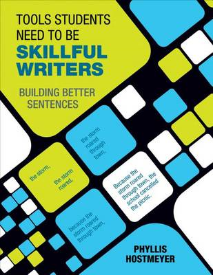 Tools Students Need to Be Skillful Writers (BOK)