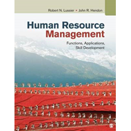 Human Resource Management: Functions, Applications, Skill Development (BOK)