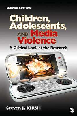 Children, Adolescents, and Media Violence (BOK)