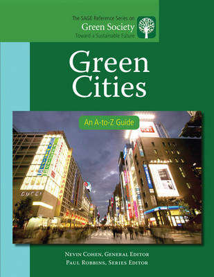 Green Cities: An A-to-Z Guide (BOK)