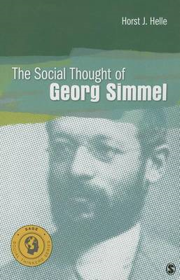 The Social Thought of Georg Simmel (BOK)