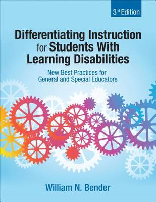 Differentiating Instruction for Students With Learning Disab (BOK)