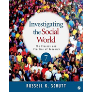 Investigating the Social World: The Process and Practice of Research (BOK)
