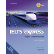 IELTS Express 2 Upper Intermediate Coursebook:  Intermediate Coursebook (BOK)