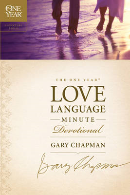 One Year Love Language Minute Devotional (BOK)