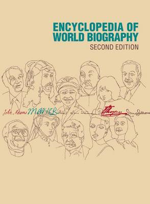 Encyclopedia of World Biography Supplement (BOK)