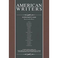 American Writers, Supplement XXIII (BOK)