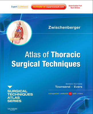 Atlas of Thoracic Surgical Techniques (BOK)