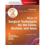 Atlas of Surgical Techniques for Colon, Rectum and Anus (BOK)