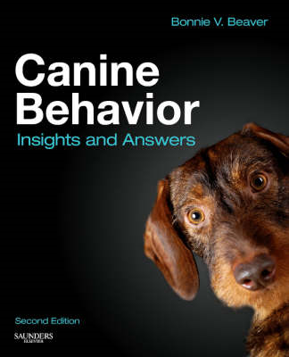 Canine Behavior: Insights and Answers (BOK)