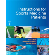 Instructions for Sports Medicine Patients (BOK)