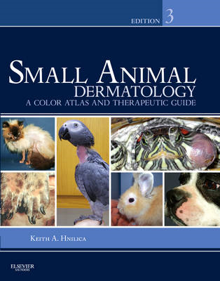 Small Animal Dermatology (BOK)
