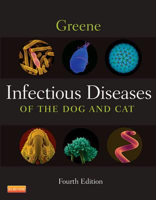 Infectious Diseases of the Dog and Cat (BOK)