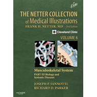 Netter Collection of Medical Illustrations- Part I 2e (BOK)