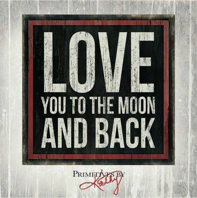 Love You to the Moon and Back (BOK)