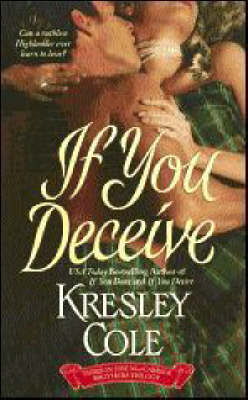 If You Deceive (BOK)