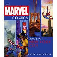 The Marvel comics guide to New York City (BOK)