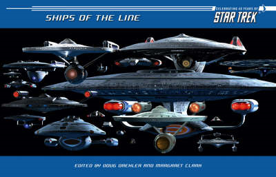 Star Trek Ships of the Line (BOK)