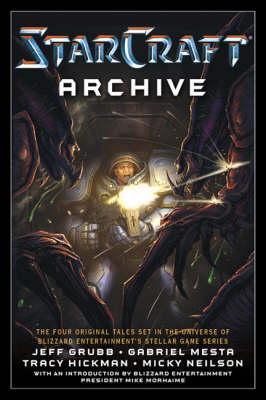 The Starcraft Archive (BOK)