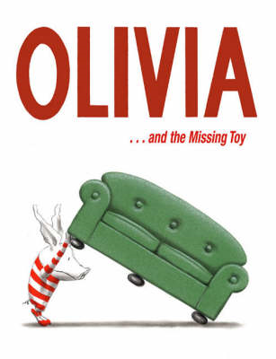 Olivia and the Missing Toy (BOK)