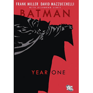 Batman: Year One (BOK)