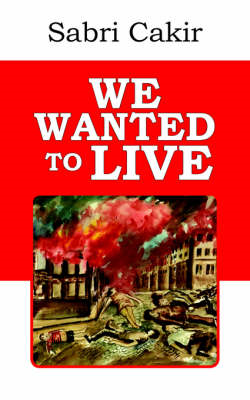 We Wanted to Live (BOK)