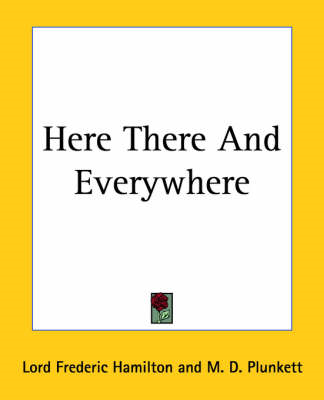 Here There And Everywhere (BOK)