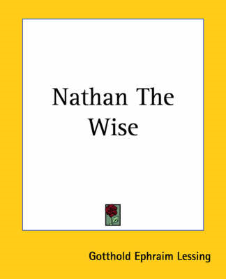 Nathan The Wise (BOK)