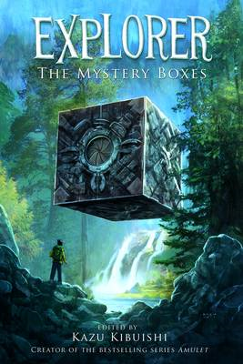 Explorer:The Mystery Boxes (BOK)