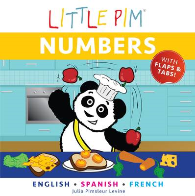 Little Pim: Numbers (BOK)